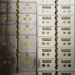 Safe deposit boxes at Watertown Savings Bank